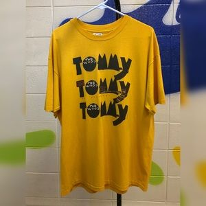 1992 The Who's Tommy on Broadway *vintage* T-Shirt